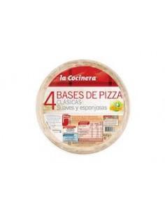 Bases de pizza la maheso...