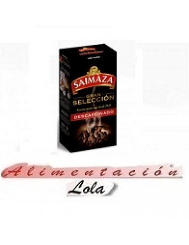 Saimaza Gran Selección Descafeinado (250 gr) - Imagen 1