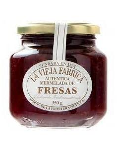 Mermelada de fresa La vieja...