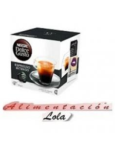 Nescafé Dolce Gusto Espresso Intenso(16 cápsulas) - Imagen 1