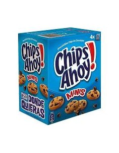 Mini chips ahoy gallertas...