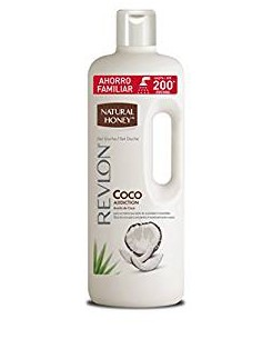 Gel de coco Natural Honey...
