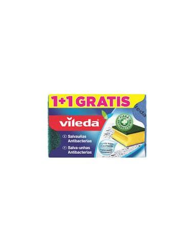 Estropajo vileda salvauñas (pack 2)