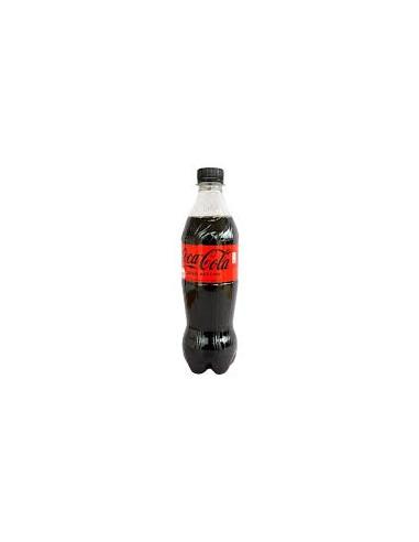 Coca cola zero botella (500 ml)