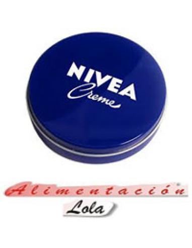 Crema nivea manos (75 ml) - Imagen 1