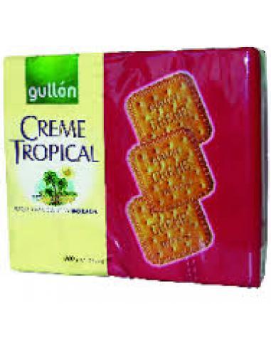 Galletas Gullón Creme Tropical Pack 4 (800g) - Imagen 1