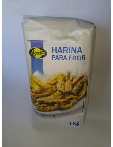 Harina de fuerza ayala paquete(1 kilo) - Imagen 1