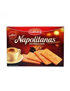 Galletas Cuétara Napolitana (500 g) - Imagen 1