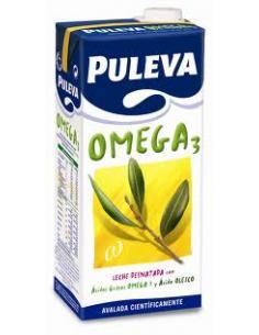 Leche Puleva Omega-3 (1 L) - Imagen 1