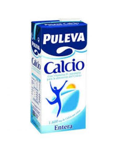 Leche Puleva Entera Calcio (1 L) - Imagen 1