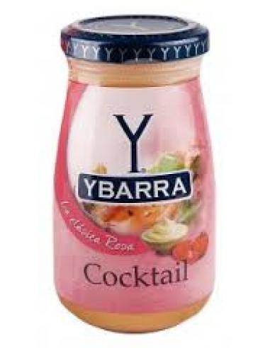 Salsa Cocktail Ybarra Bote (225 ml) - Imagen 1