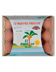 Huevos el paraíso talla l (12 huevos) - Imagen 1