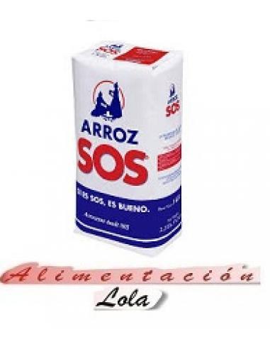 Arroz Sos (1 kilo) - Imagen 1
