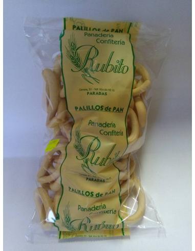 Roscos de pan rubito ochitos (180 g) - Imagen 1