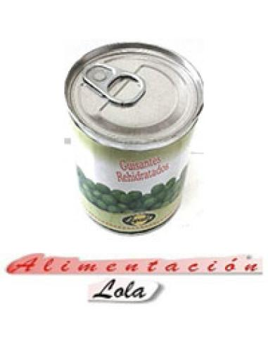 Guisantes rehidratados ayala (1.20 g) - Imagen 1