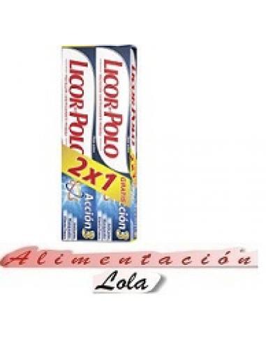 Crema dental licor del polo acción 3 (2x1 75ml) - Imagen 1