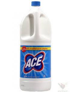 Lejía ace regular (4 litros) - Imagen 1