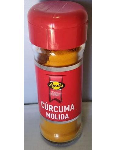 Cúrcuma molida ayala (40 g) - Imagen 1