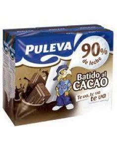 Batido puleva chocolate pack (6 x 200 ml) - Imagen 1