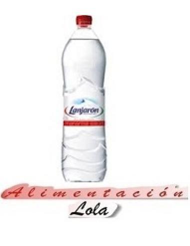 Agua Lanjarón (1.5 l) - Imagen 1