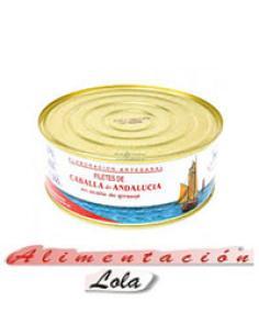 Filete la Tarifeña en Aceite Girasol lata (975g) - Imagen 1