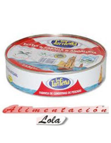 Filete Caballa la Tarifeña Girasol lata (525g) - Imagen 1