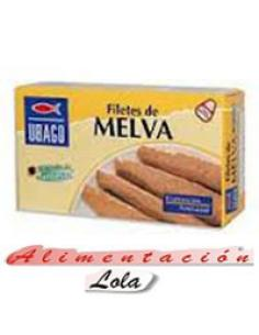 Filete Melva Ubago en Aceite Girasol lata (115g) - Imagen 1