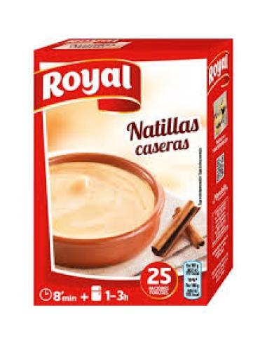 Royal natillas ( 5 sobres) - Imagen 1