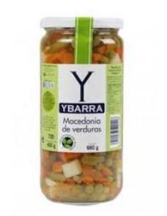 Macedonia de Verduras ybarra (720 ml) - Imagen 1