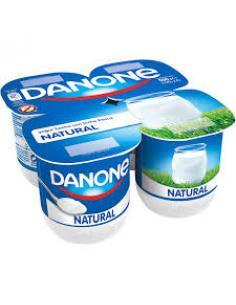 Yogur danone natural (pack 4) - Imagen 1