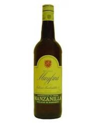 Vino manzanilla muy fina (75 cl) - Imagen 1