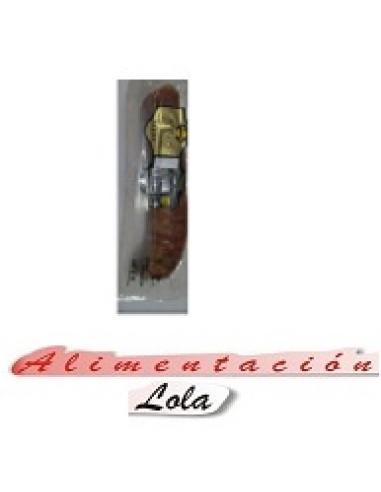 Salchichón ibérico ayala (125g) - Imagen 1