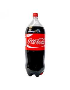 Coca cola (2 litros) - Imagen 1