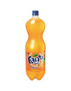Refresco fanta naranja (2 litros) - Imagen 1
