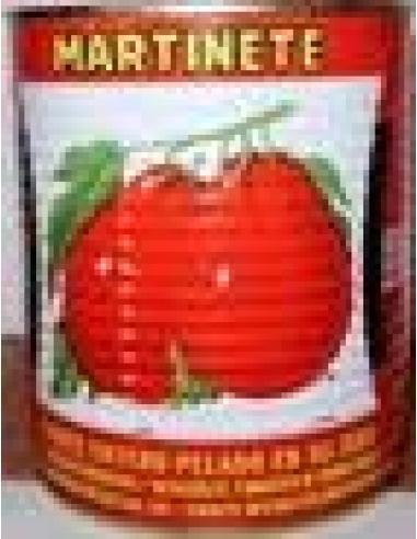 Tomate Martinete Entero Pelado (810g) - Imagen 1