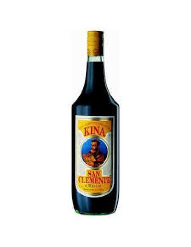 Vino kina san clemente (1 litro) - Imagen 1
