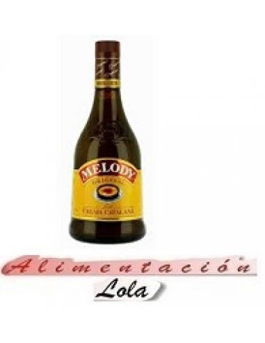 Melody crema catalana (0.70 cl) - Imagen 1
