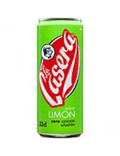 Lata casera limón (33 cl) - Imagen 1