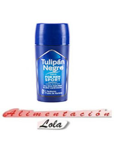 Desodorante tulipán negro for men deo stick (75ml) - Imagen 1