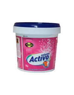 Quitamanchas oxigeno activo ayala (1 kg) - Imagen 1