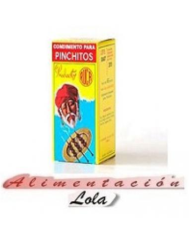 Condimento para pinchitos ruca (62 g) - Imagen 1