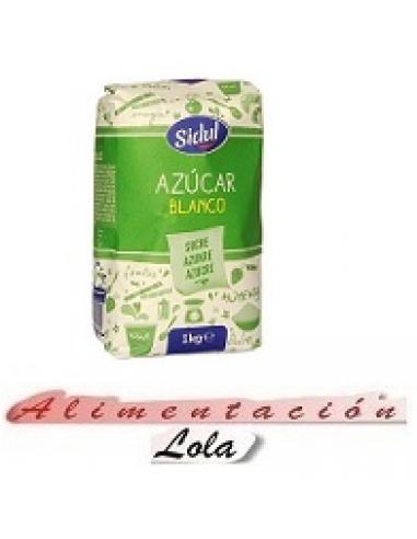 Azúcar blanca sidul (1 kilo blanca) - Imagen 1