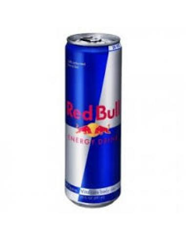 Lata red bull energy drink (250 ml) - Imagen 1