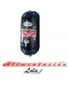 Mortadela ibérica el legado (250 g) - Imagen 1
