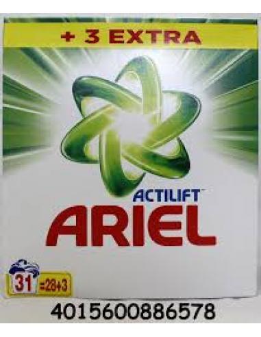 Ariel actilift 28 +3 cacitos (gratis) - Imagen 1