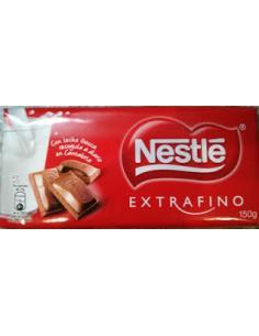 Chocolate Nestle Extrafino con leche(125g) - Imagen 1