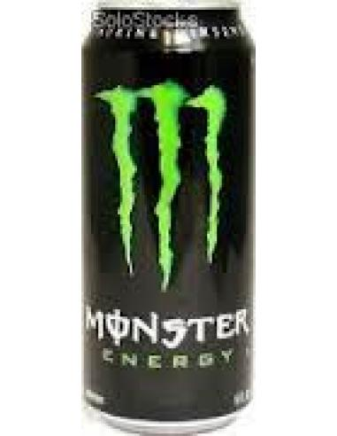 Lata monster energy (500ml) - Imagen 1