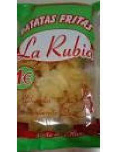 Patatas fritas la rubia (300 g) - Imagen 1