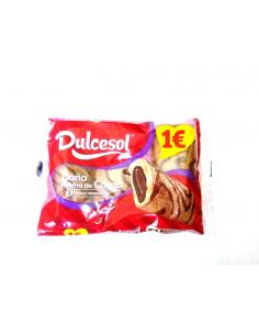 Dulcesol cañas de cacao (pack 3) - Imagen 1
