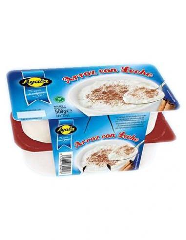 Arroz con leche ayala (pack 4) - Imagen 1